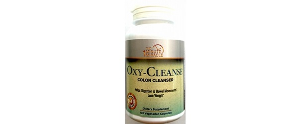 One Minute Miracle Inc Oxy-Cleanse